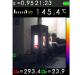 Infrapuna termokaamera FTI 300.